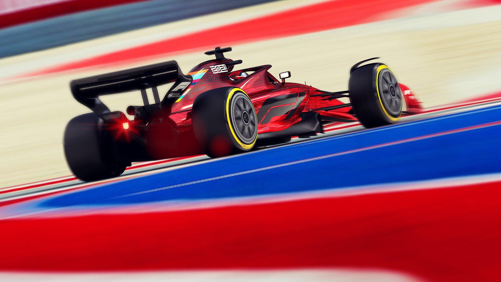 2021年F1マシン ⑬