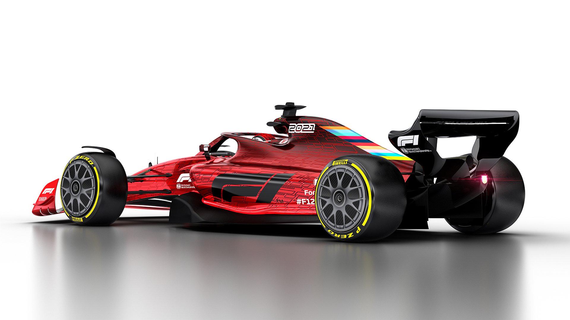 2021年F1マシン ④