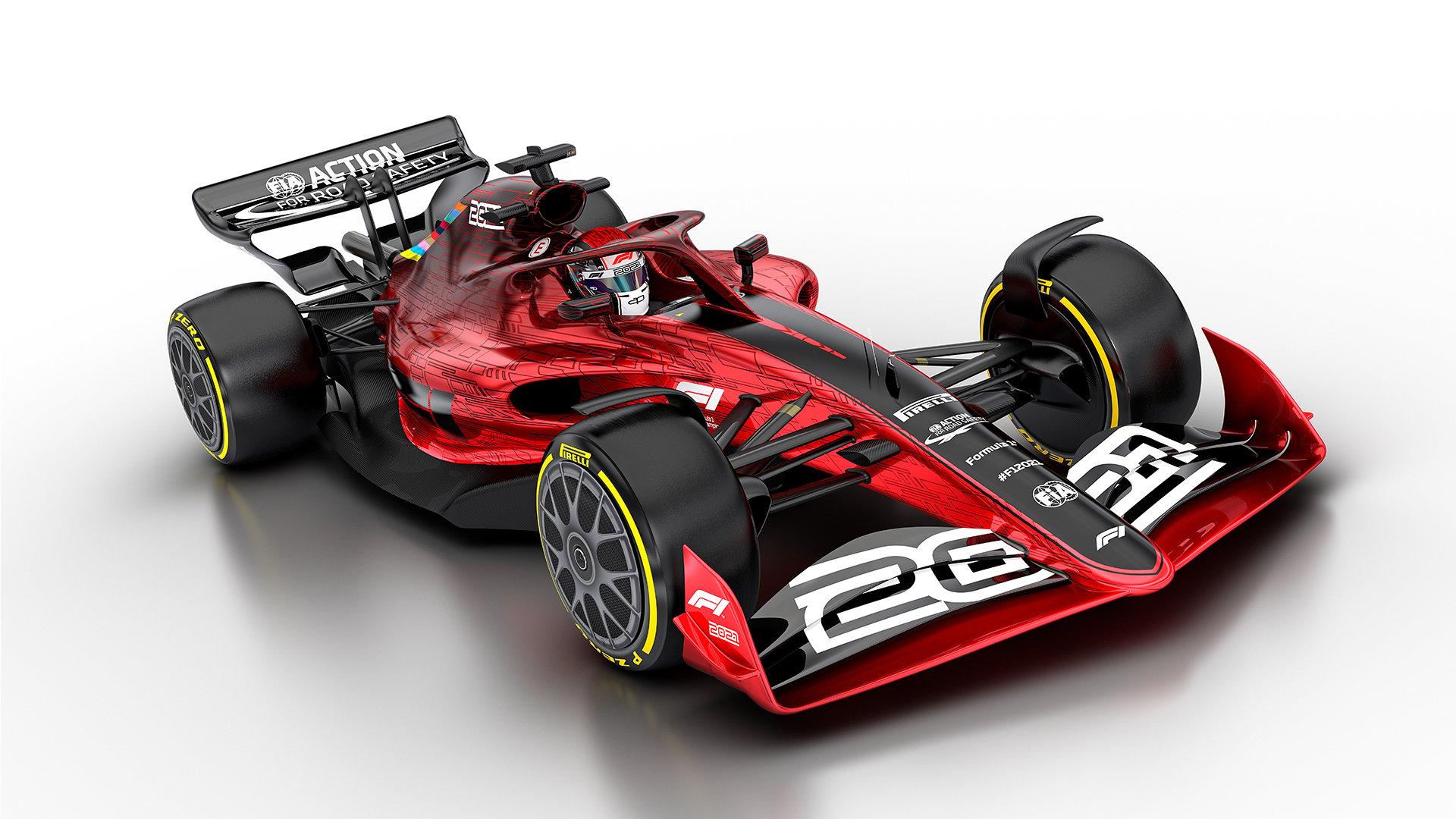 2021年F1マシン ⑦