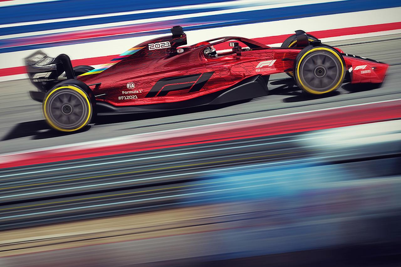 2021年 F1レギュレーション解説 (3)開発の制限と標準パーツ化