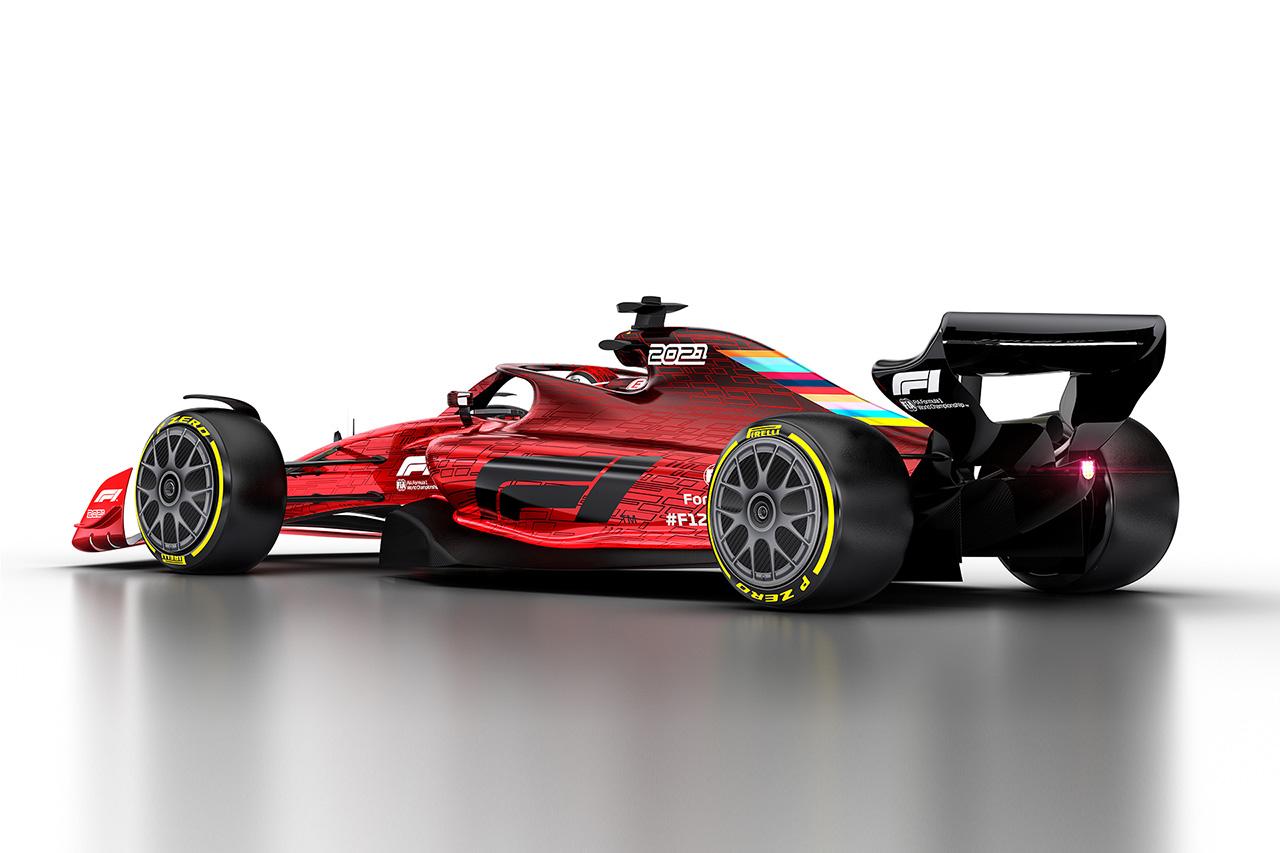 F1上層部 「2021年F1マシンは3~3.5秒遅くなるがレース能力は向上する」