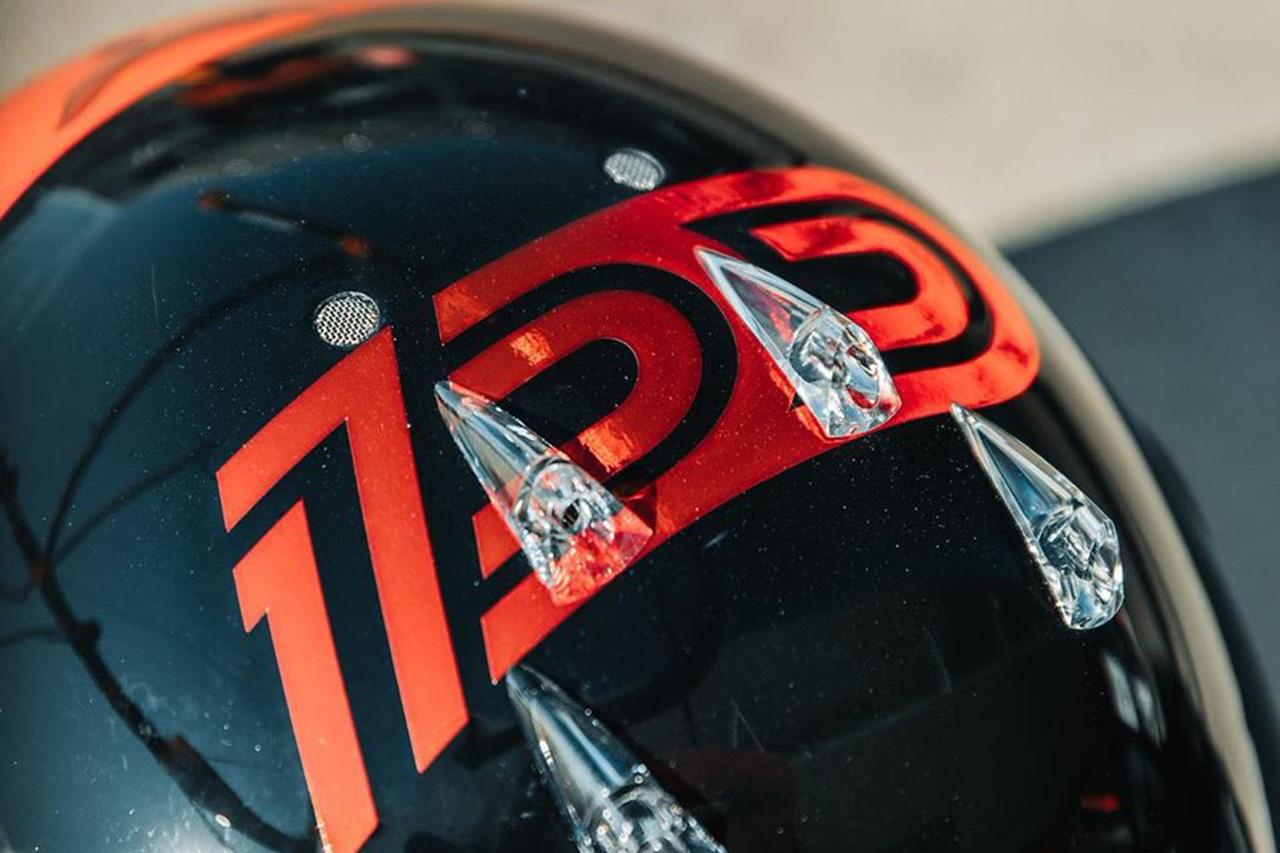 カルロス・サインツ 2019年 F1アメリカGP ヘルメット