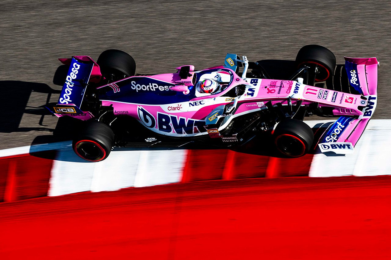 セルジオ・ペレス、車両重量測定で停止せずピットレーンスタート / F1アメリカGP