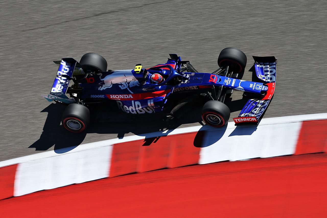 トロロッソ・ホンダ 「2台揃ってのQ3進出は達成可能」 / F1アメリカGP
