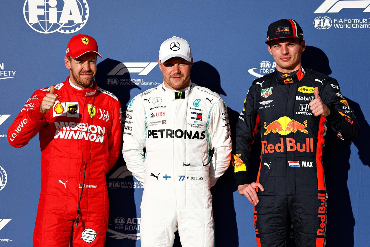 F1アメリカGP 予選