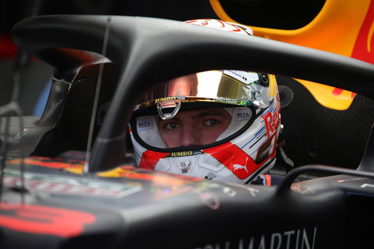 F1アメリカGP フリー走行3回目