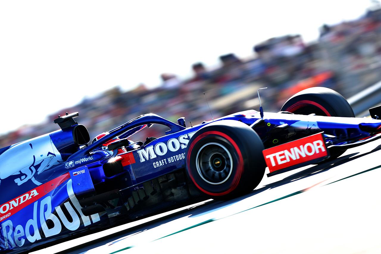 F1アメリカGP 予選Q2 結果