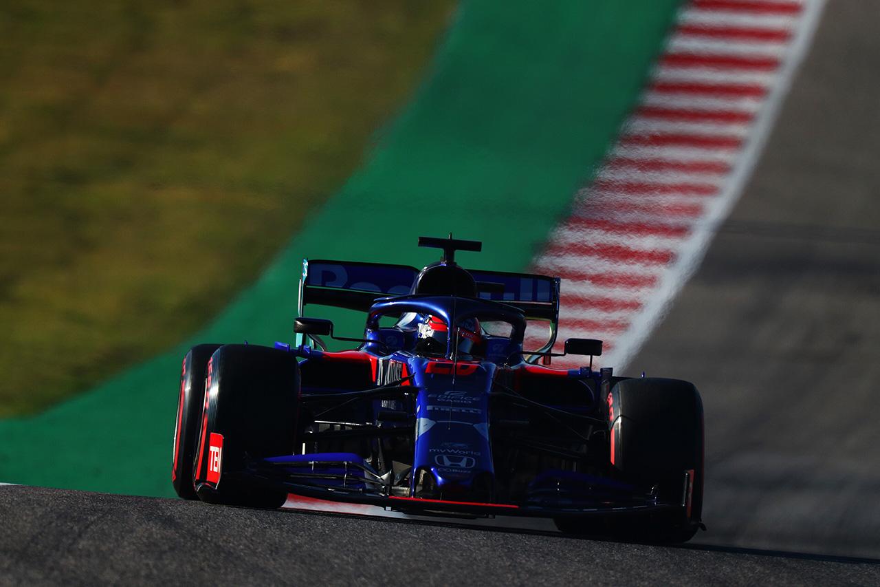 トロロッソ・ホンダ 「中団はエキサイティングなバトルになるだろう」 / F1アメリカGP 予選