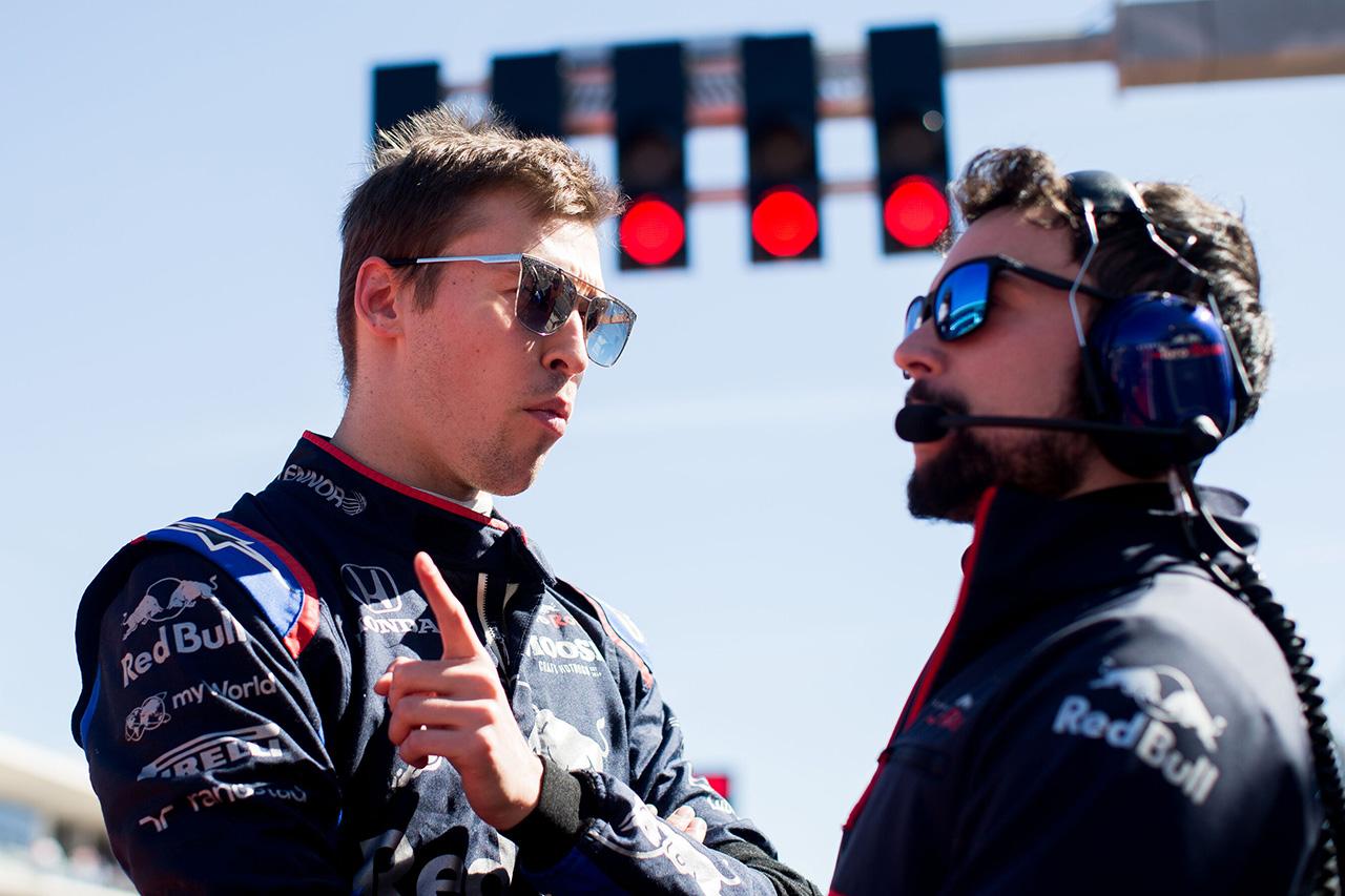 ダニール・クビアト 「モータースポーツに不必要なペナルティ」 / トロロッソ・ホンダ F1アメリカGP 決勝