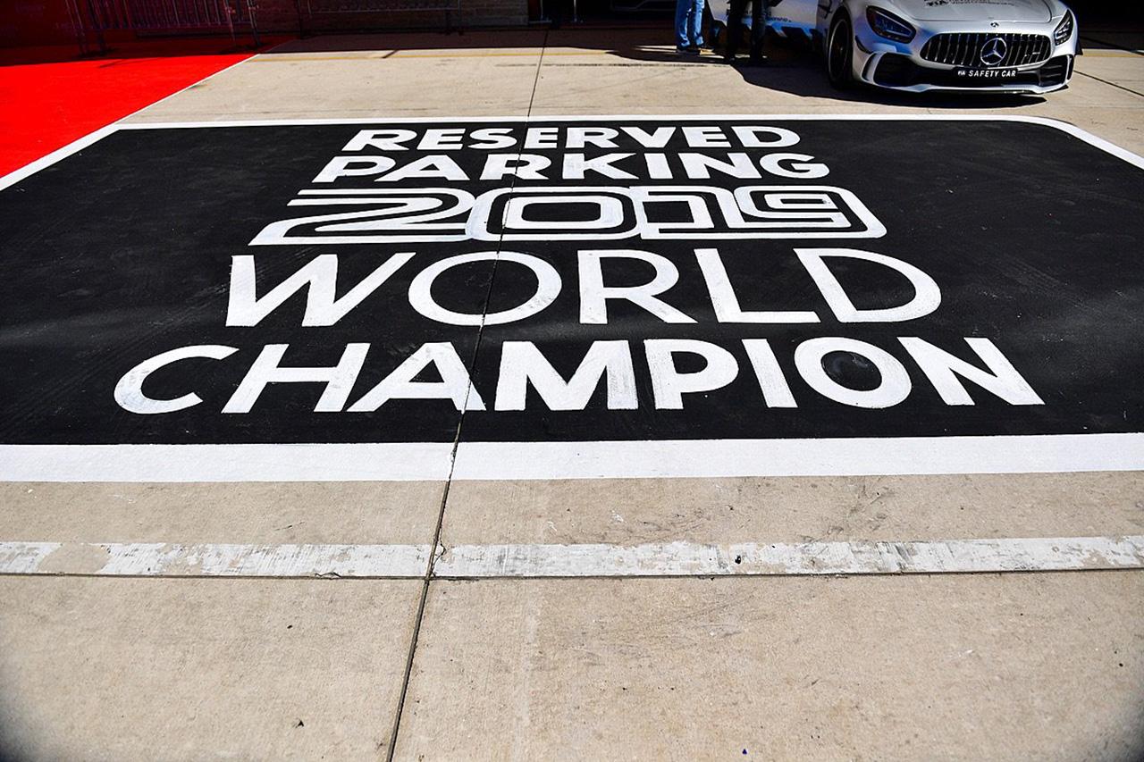 2019年 F1アメリカGP 決勝