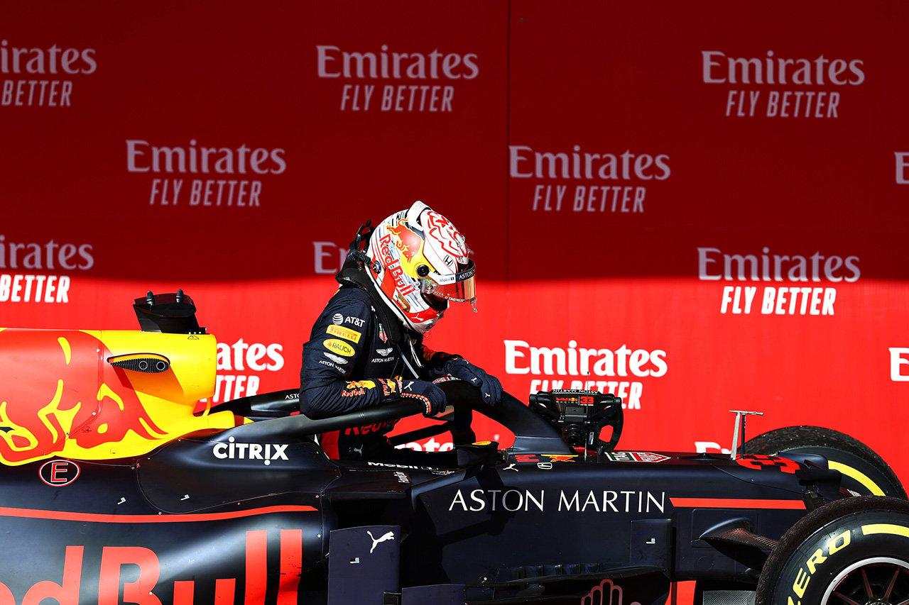 レッドブル・ホンダ 「オースティンでの3位は素晴らしい結果」 / F1アメリカGP 決勝