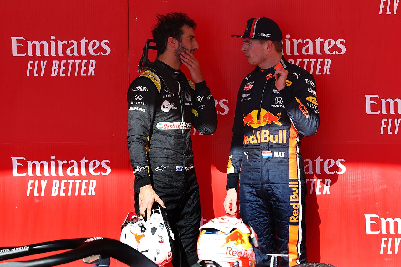 レッドブル 「ルノーがF1から撤退してもリカルドを受け入れる余地はない」