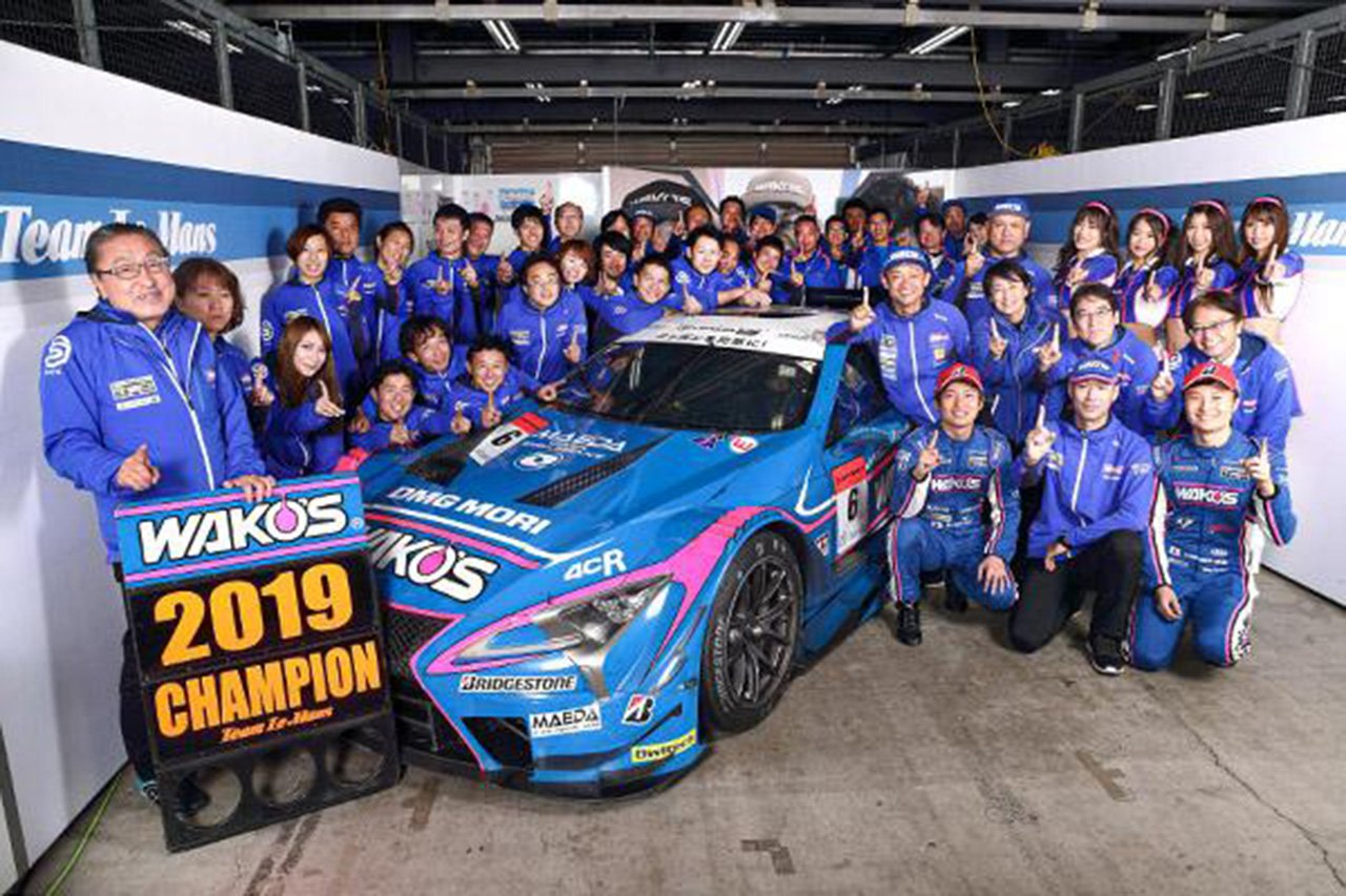 トヨタ 豊田章男 社長:LEXUSでのSUPER GT最終戦を終えてコメント