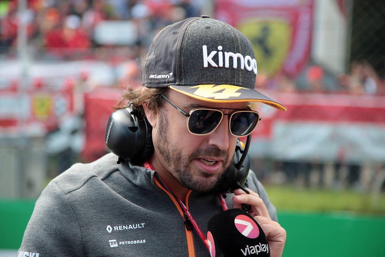"""マクラーレン、フェルナンド・アロンソと""""F1以外""""で関係継続を検討"""