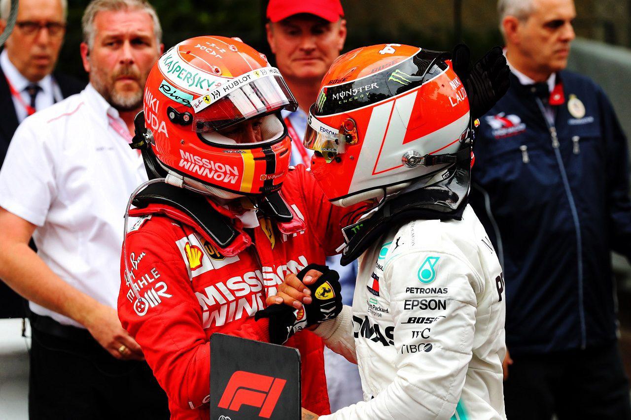 セバスチャン・ベッテル 「F1のヘルメットカラーのルールは馬鹿げてる」