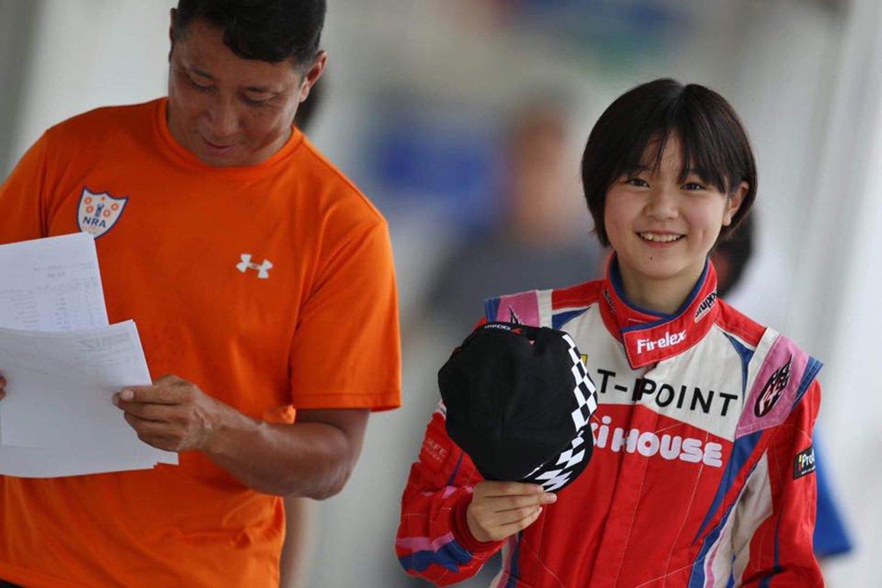 野田樹潤(Juju)、2020年にデンマークF4への参戦が決定