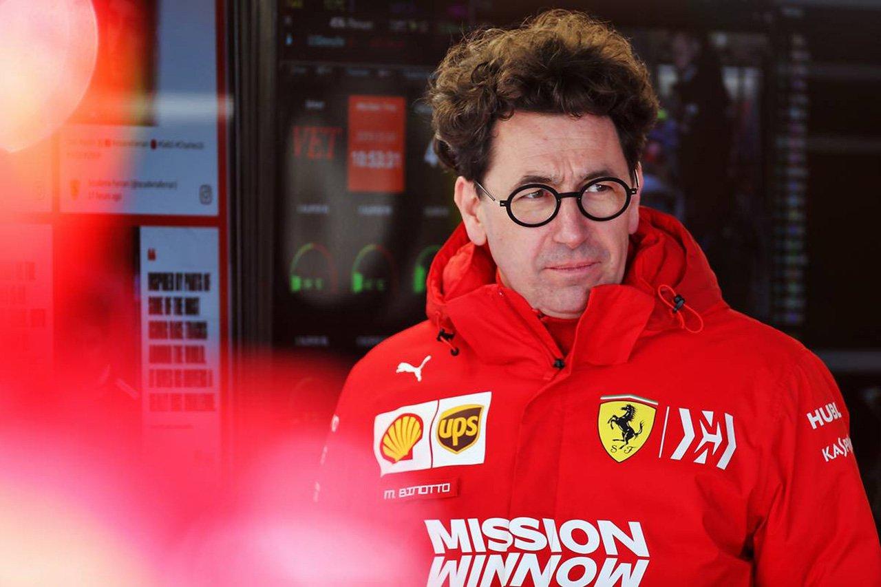 フェラーリF1代表 「2021年もトップチームはトップチームのまま」