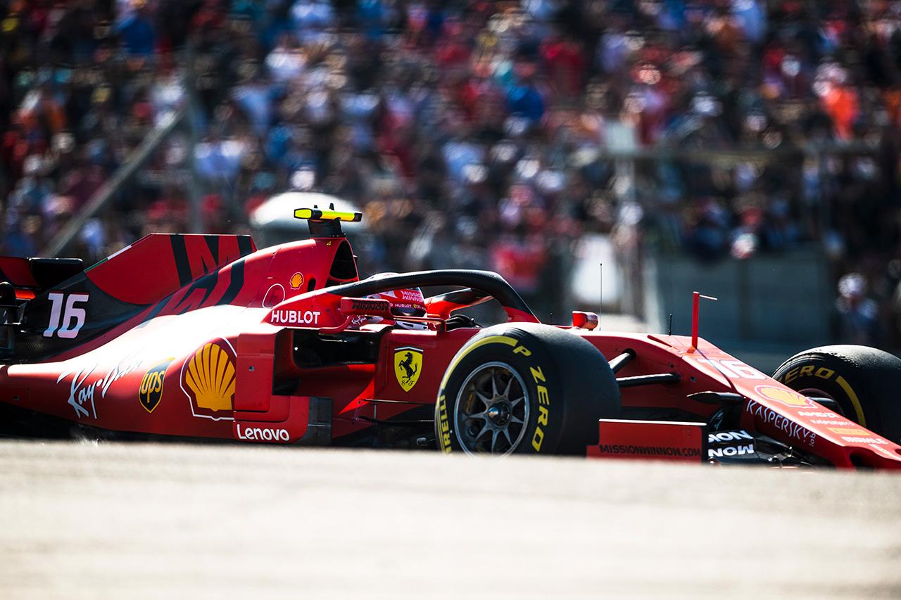 シャルル・ルクレール、F1ブラジルGPで2020年型のF1エンジンを投入?
