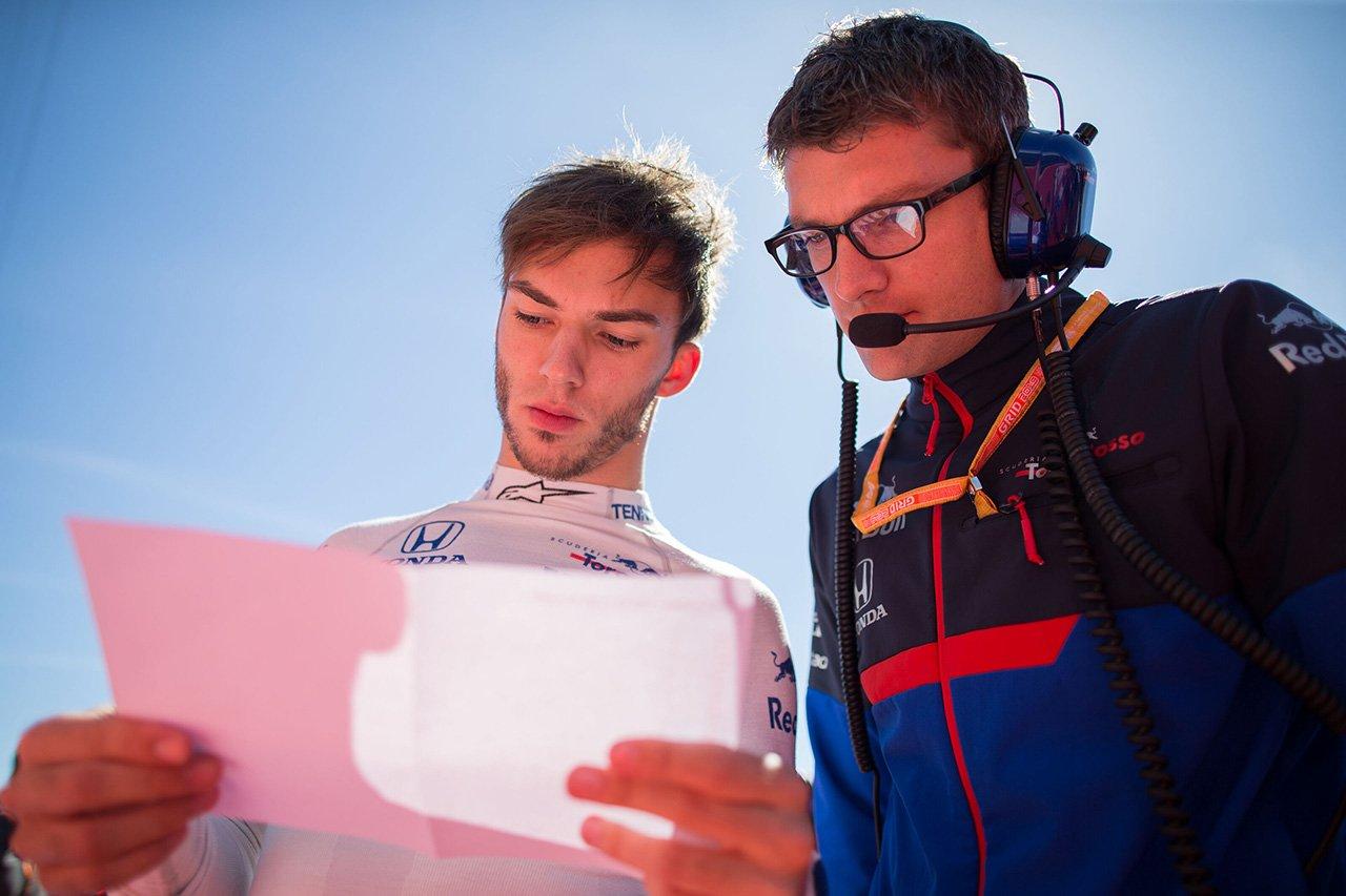 ピエール・ガスリー 「F1ブラジルGPでの初ポイント獲得が今週の目標」 / トロロッソ・ホンダ F1ブラジルGP プレビュー