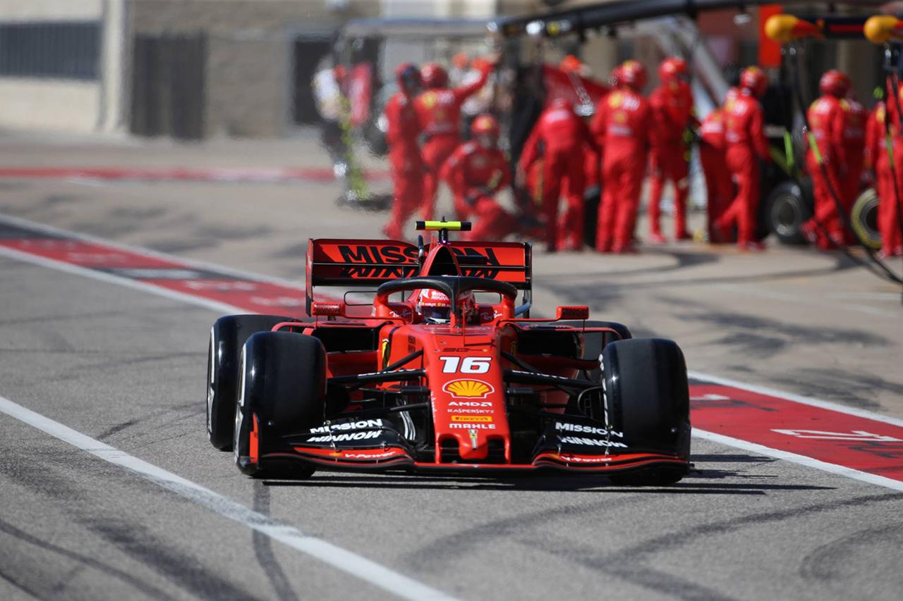 シャルル・ルクレール、F1ブラジルGPでエンジンペナルティが確定