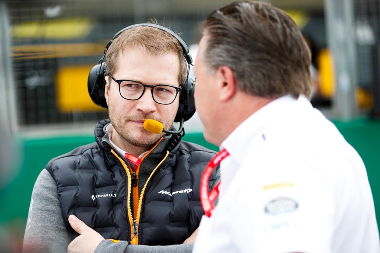 マクラーレン 「F1の予算上限の効果が表れるには時間がかかる」