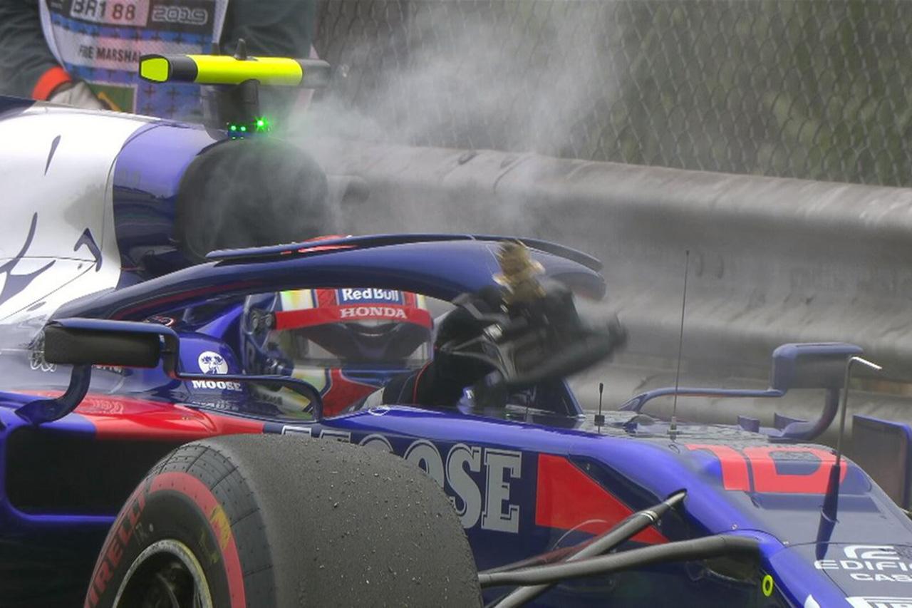 【速報】 2019年 F1ブラジルGP FP2 結果 / トロロッソの2台にPUトラブル