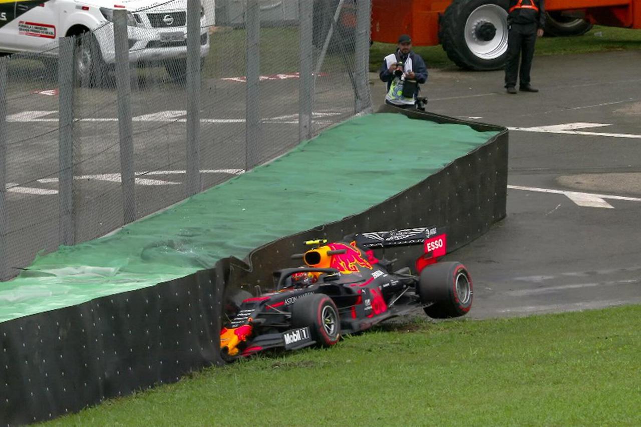 【速報】 F1ブラジルGP FP1 結果 / アルボンがトップも終盤にクラッシュ