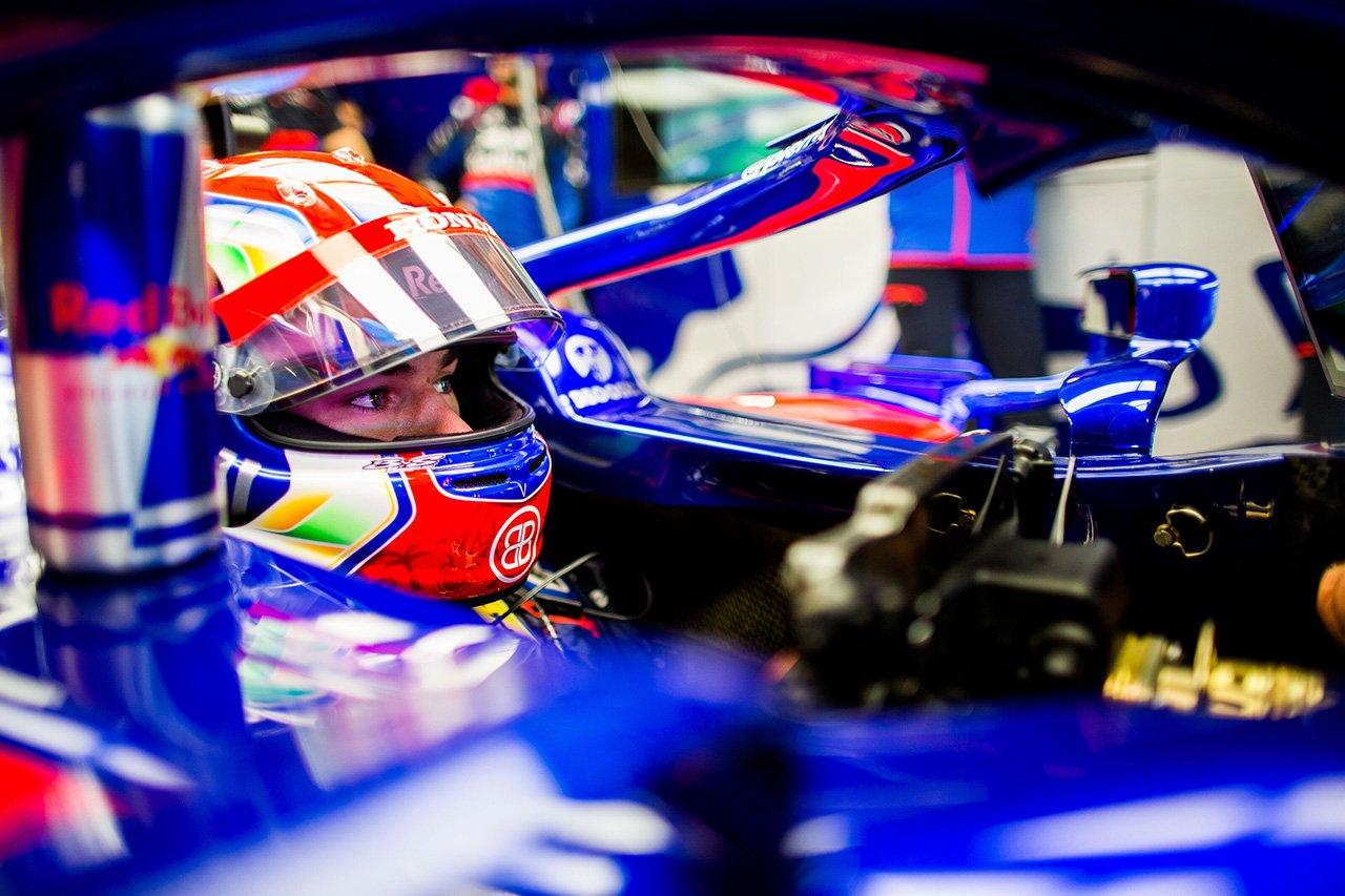 ピエール・ガスリー 「PUの問題でロングランの周回を数周失った」 / トロロッソ・ホンダ F1ブラジルGP初日