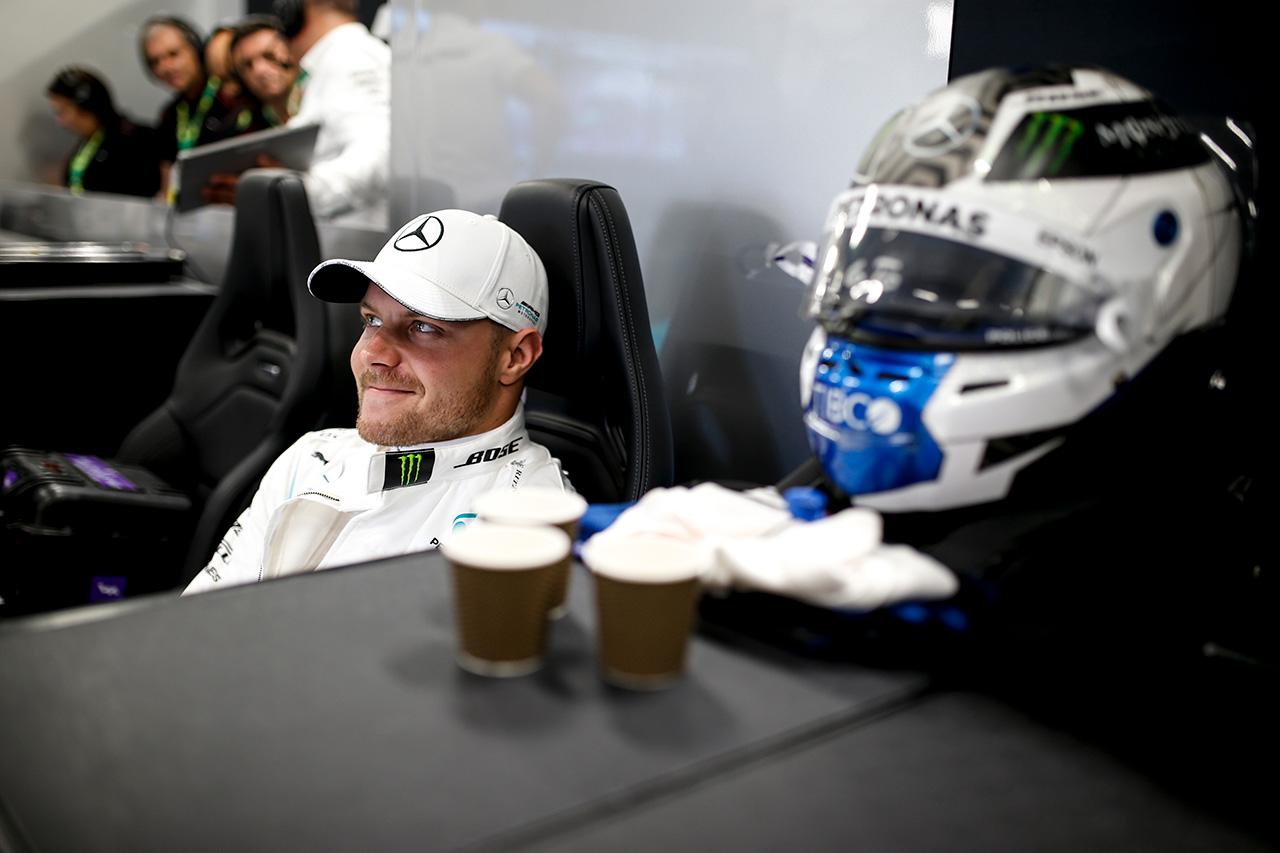 バルテリ・ボッタス 「レッドブル・ホンダはロングランでも手強い」 / F1ブラジルGP予選