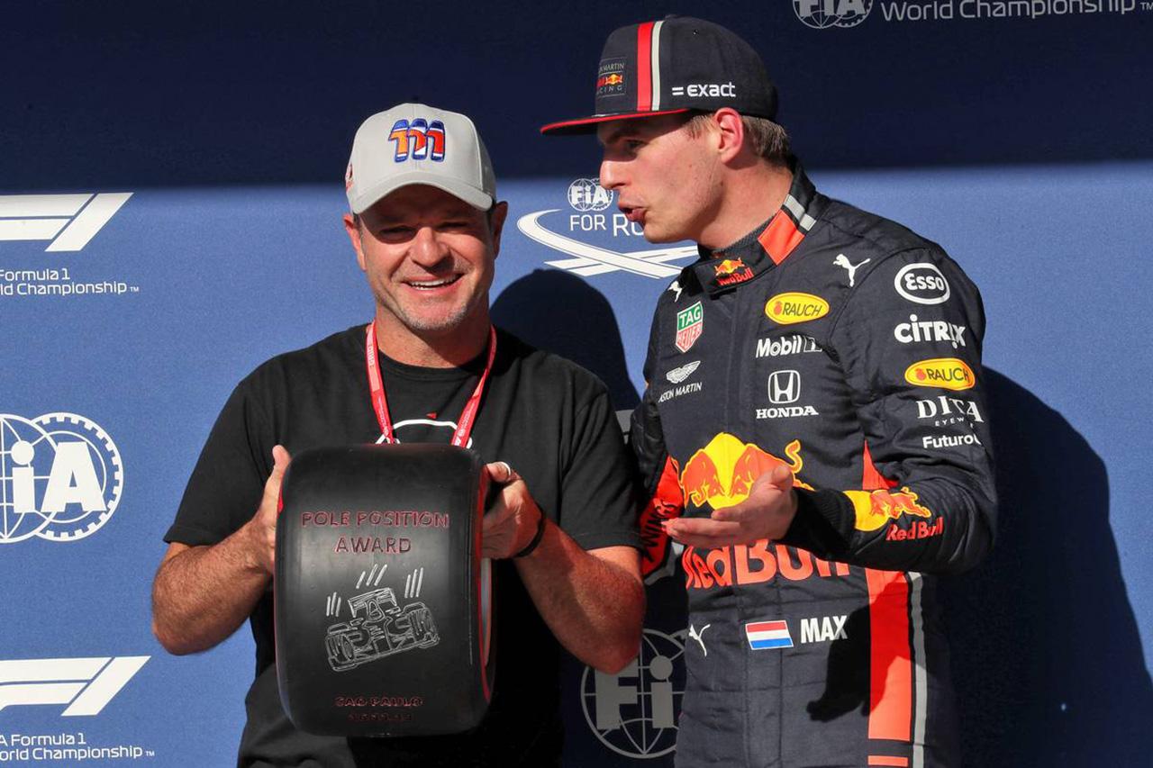 フェラーリF1チーム代表 「マックス・フェルスタッペンが優勝候補」 / F1ブラジルGP