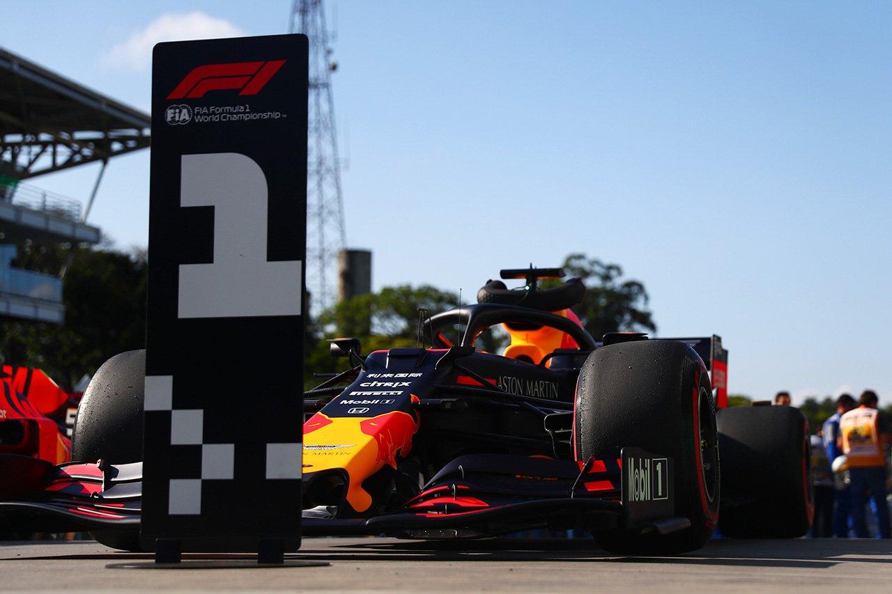 2019年 F1ブラジルGP 決勝
