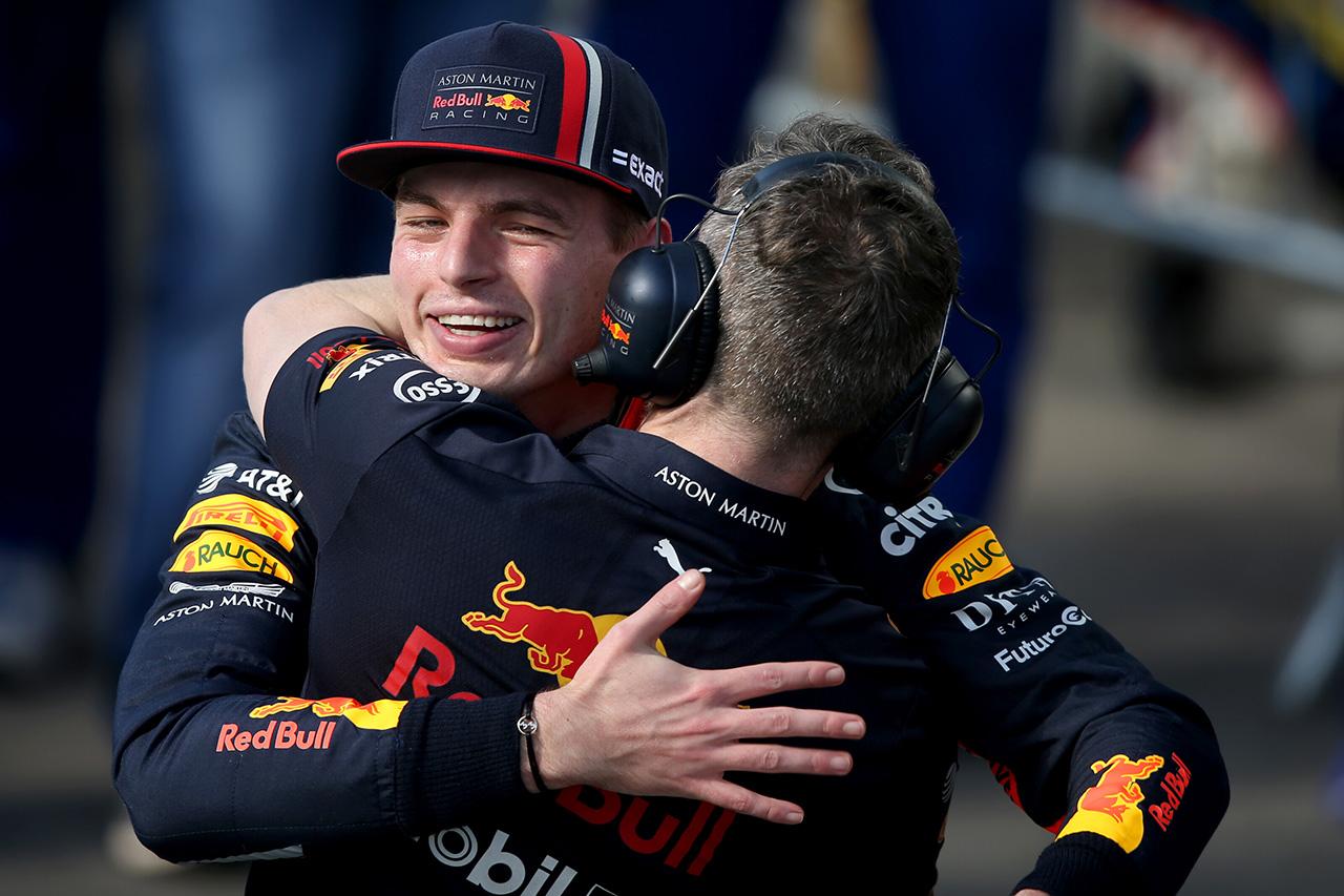 マックス・フェルスタッペン 「自分のなかでは3回目のポールポジション」 / レッドブル・ホンダ F1ブラジルGP 予選