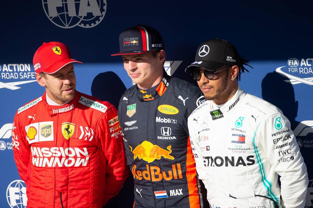 ルイス・ハミルトン「ホンダのF1エンジンはストレートでかなり速かった」 / F1ブラジルGP 予選