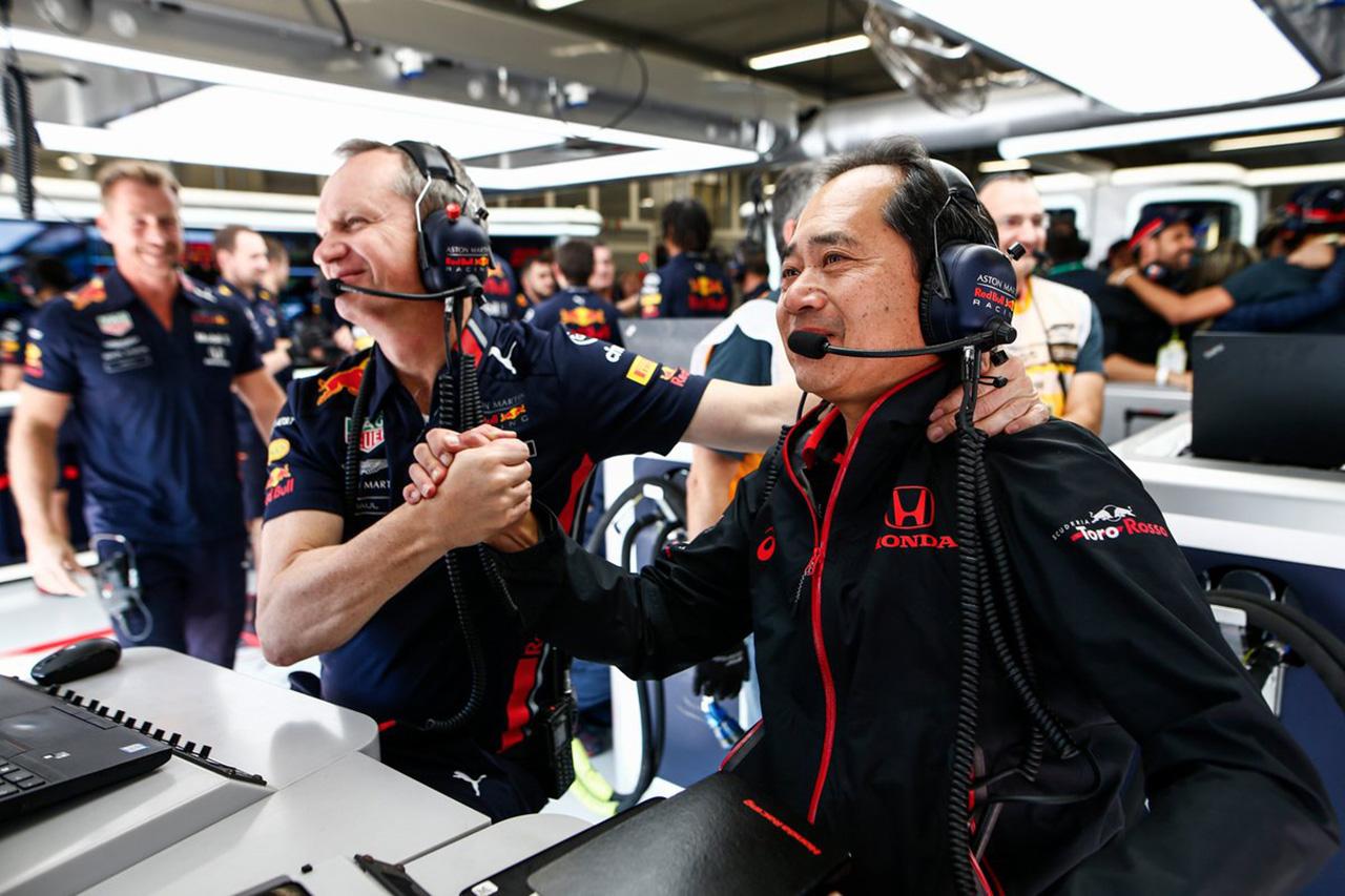ホンダF1エンジン、3台がQ3進出の競争力「すばらしい予選結果」 / F1ブラジルGP 予選
