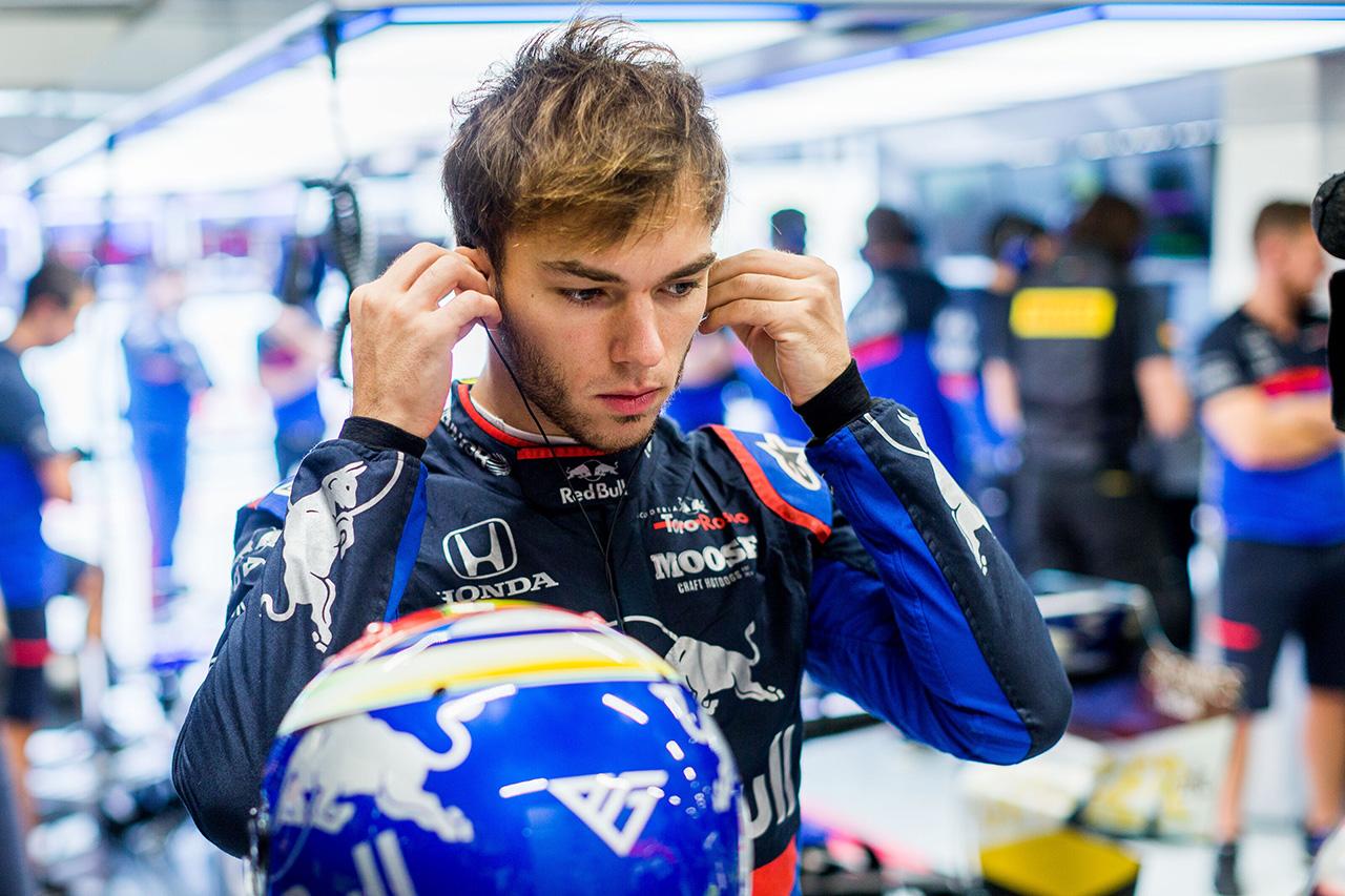 ピエール・ガスリー、4戦連続Q3進出「7番手は中団のポールポジション」 / トロロッソ・ホンダ F1ブラジルGP予選