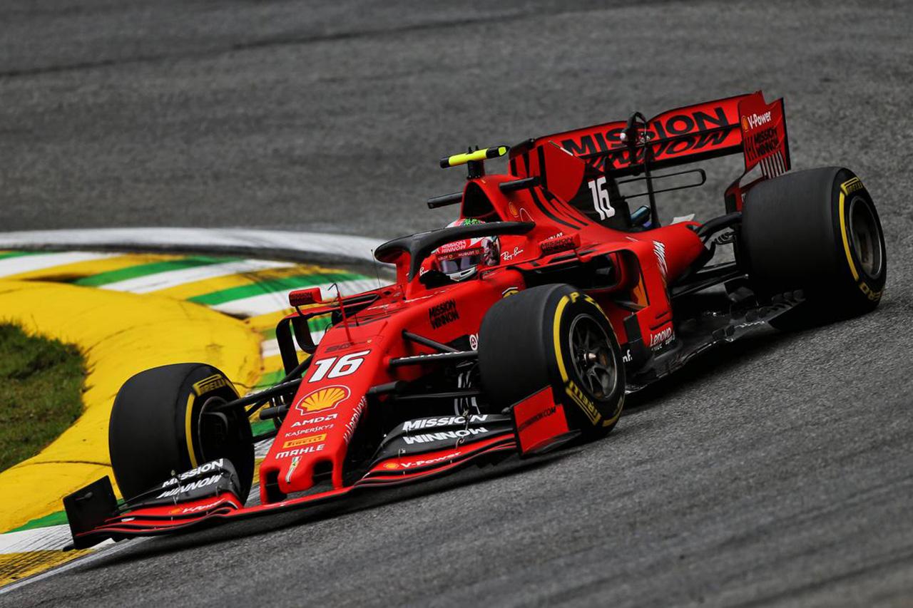 F1ブラジルGP 予選Q2 結果