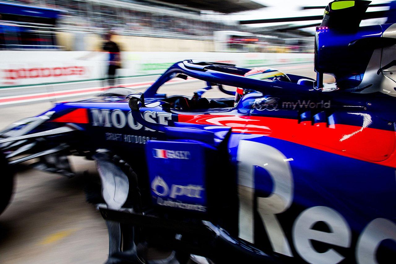 トロロッソ・ホンダ 「ガスリーはパッケージから最大限を引き出した」 / F1ブラジルGP 予選