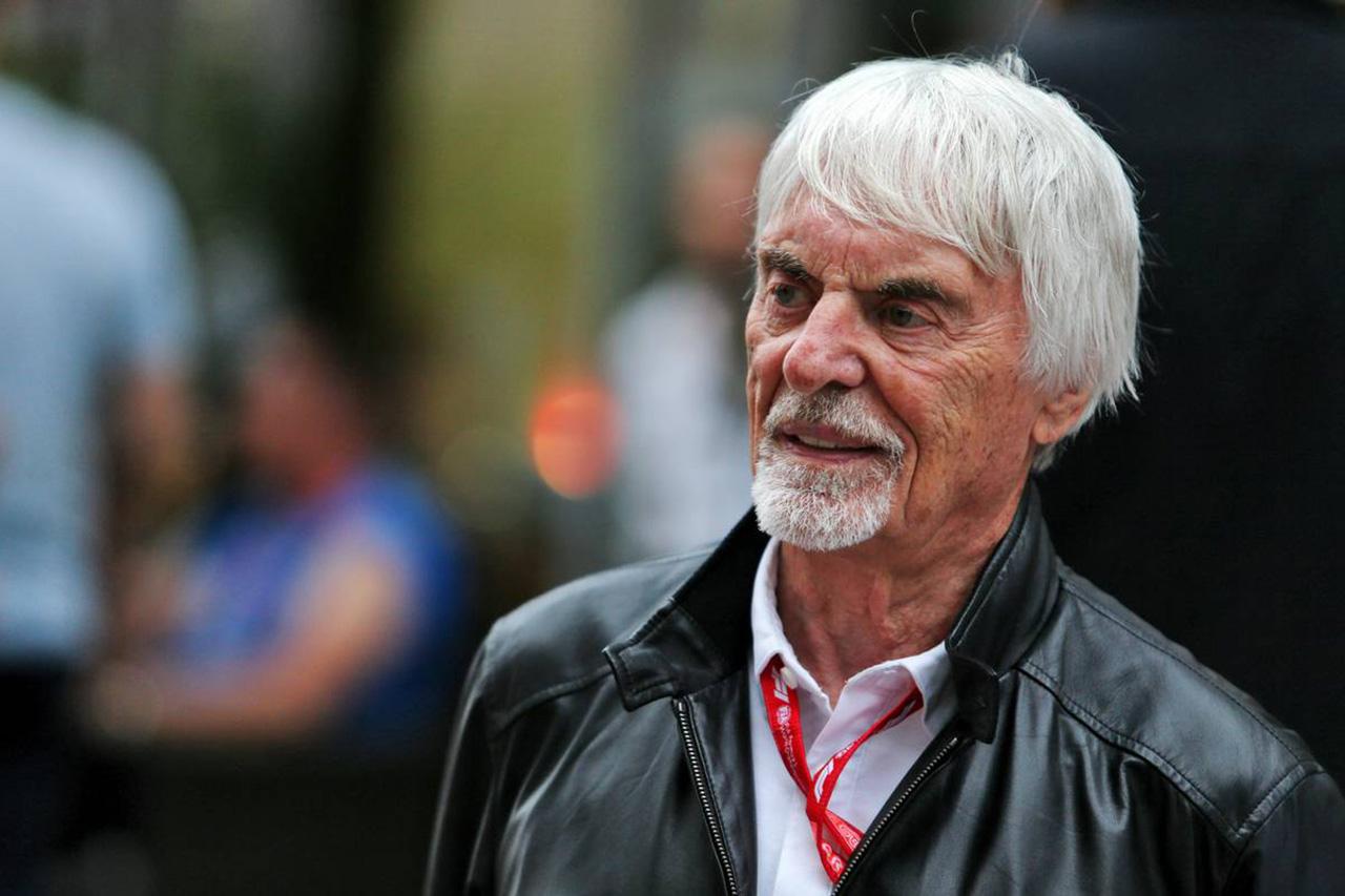 バーニー・エクレストン 「来年でメルセデスがF1撤退を決めても驚かない」