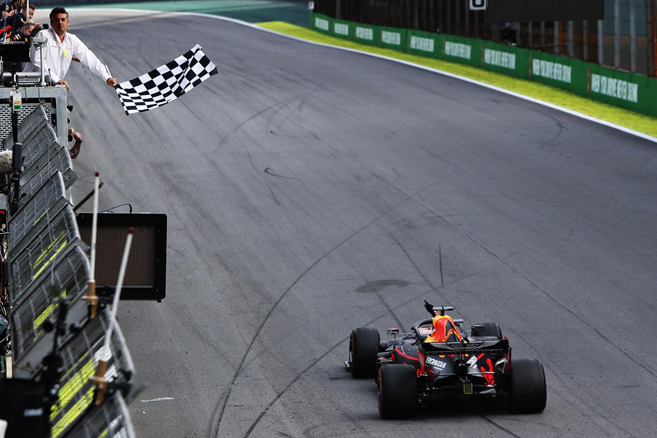 2019年 F1 ブラジルGP 決勝