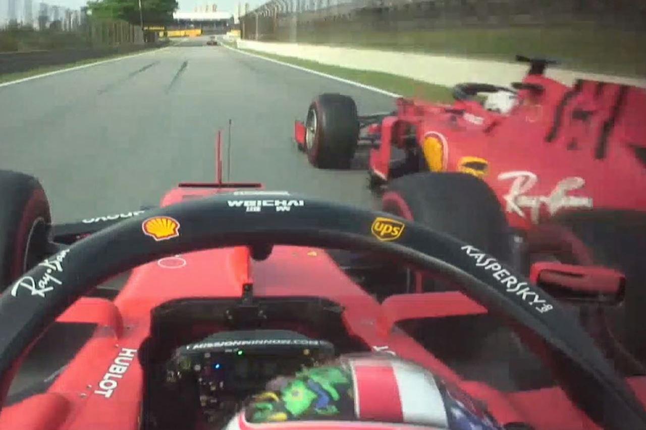 ニコ・ロズベルグ、フェラーリの同士討ちは「ベッテルは動くのが早すぎた」