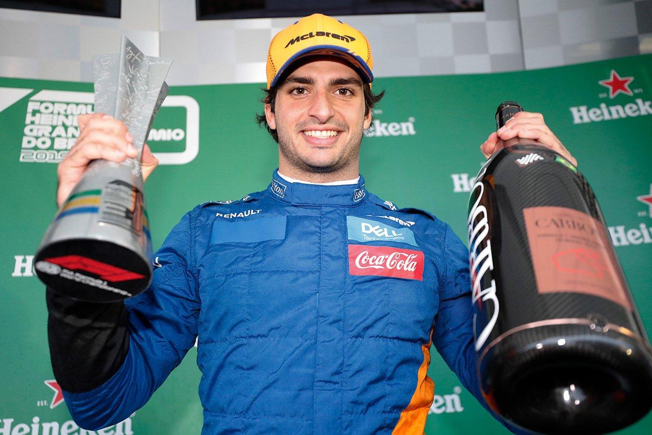 ニコ・ロズベルグ 「カルロス・サインツは今季のトップ4ドライバーの一人」
