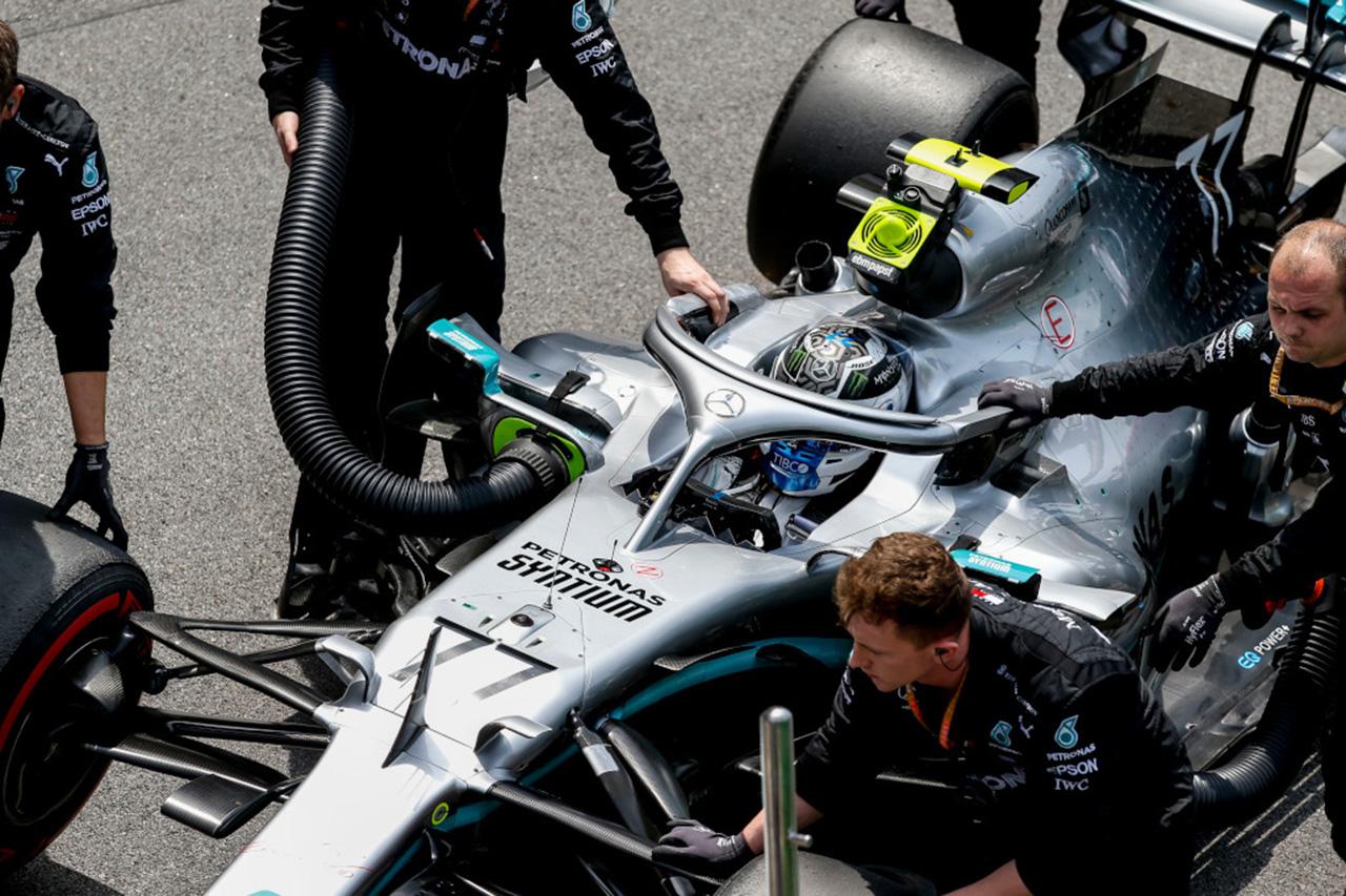 バルテリ・ボッタス、F1アブダビGPでエンジンペナルティの可能性