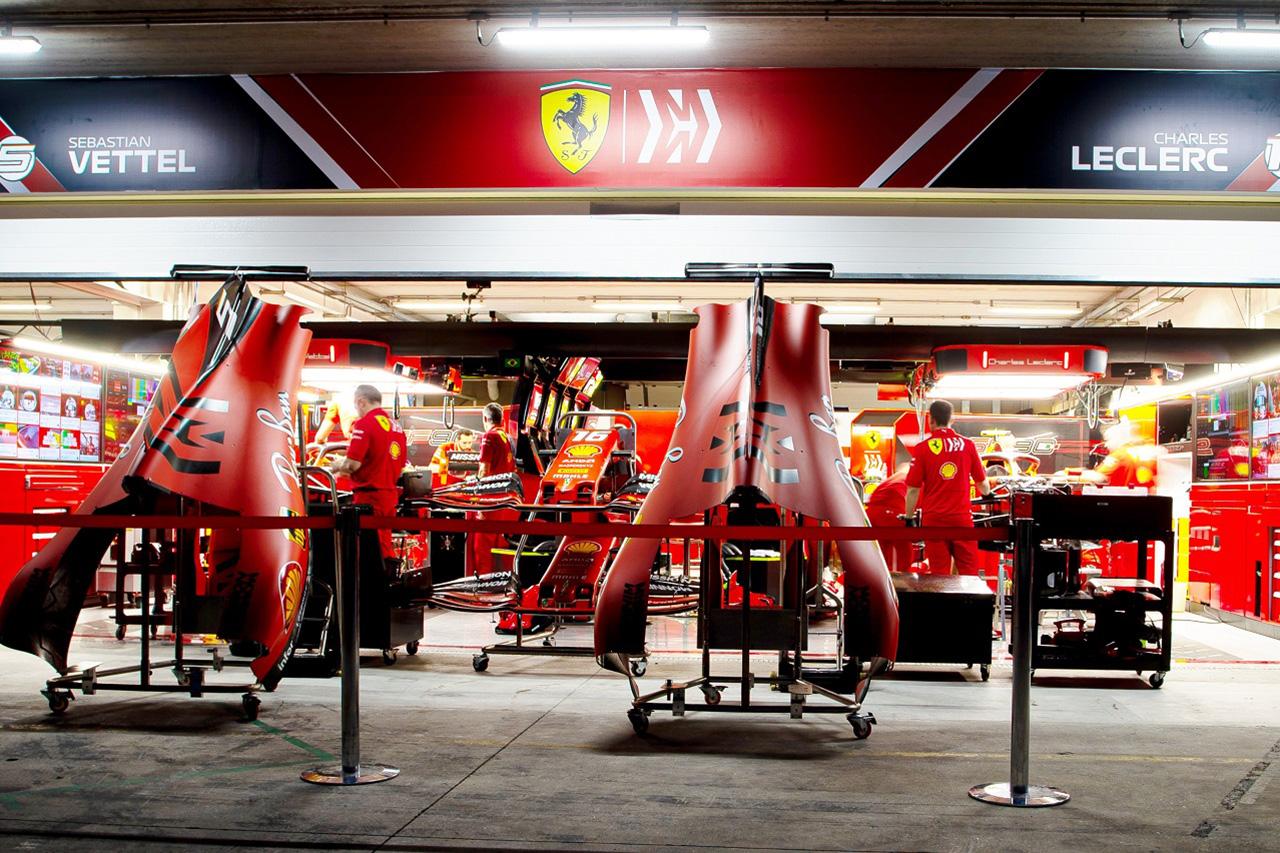 フェラーリ F1エンジン論争