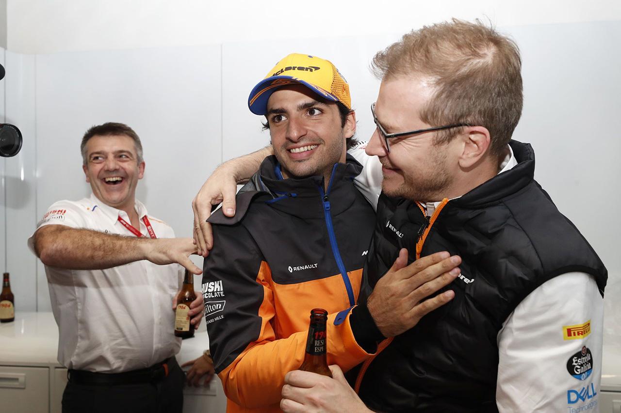 マクラーレン 「F1ブラジルでGPの3位は今後の表彰台争いへの前奏曲」