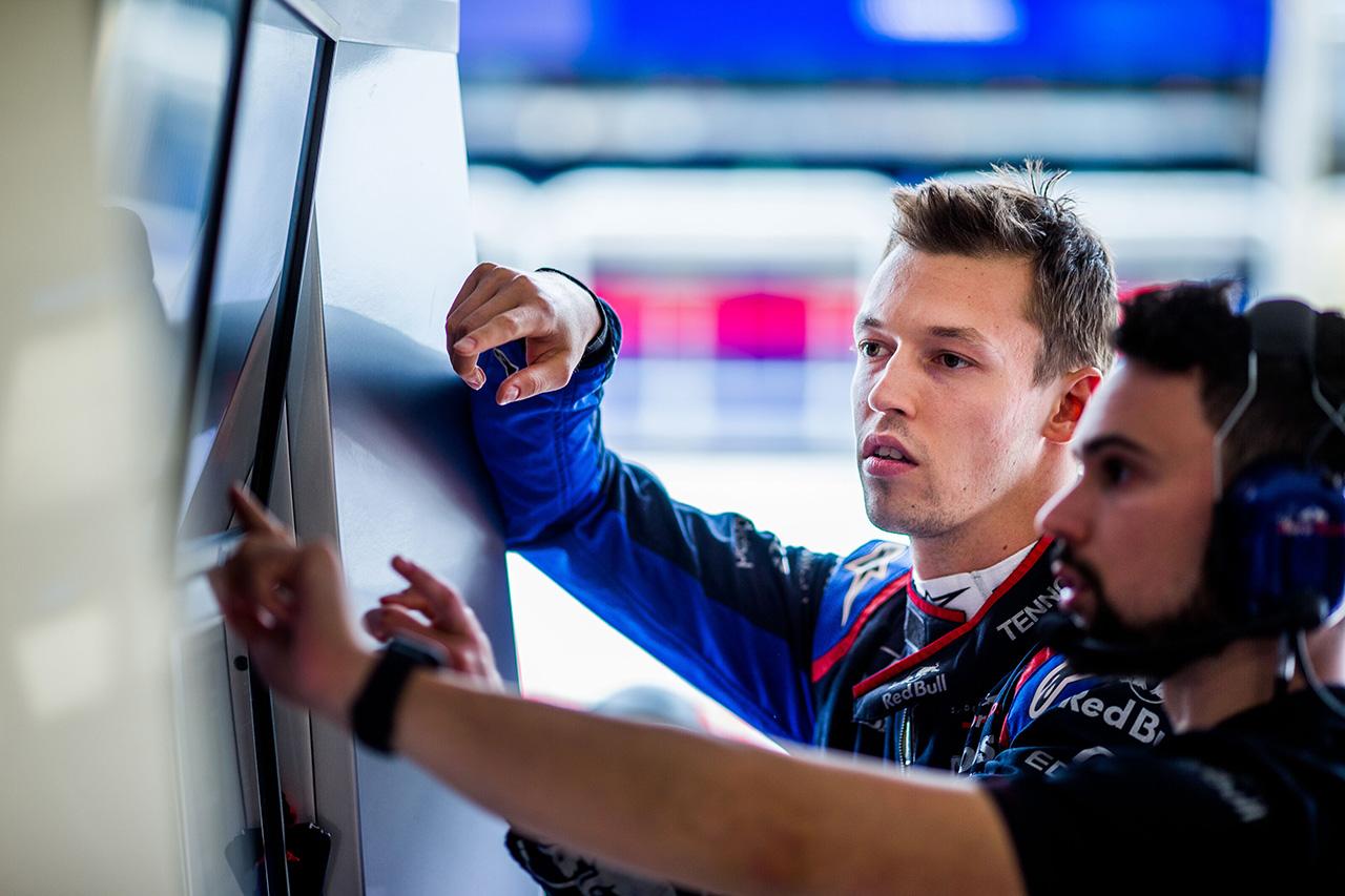 ダニール・クビアト 「好結果を出して上位でシーズンを終えるチャンス」 / トロロッソ・ホンダ F1アブダビGP プレビュー