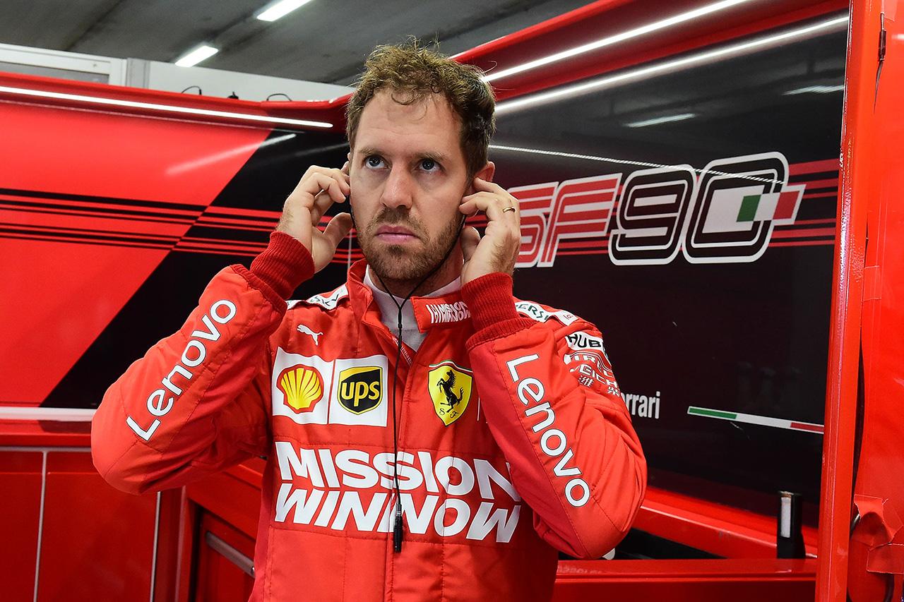 セバスチャン・ベッテル 「抜きにくいF1アブダビGPは予選が重要になる」
