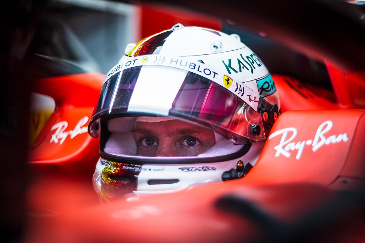 セバスチャン・ベッテル 「F1を引退する時期は自分で決める」