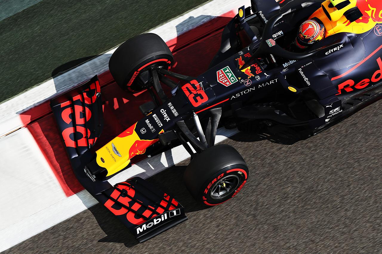 アレクサンダー・アルボン 「ホンダのF1エンジンはメルセデスと同等」