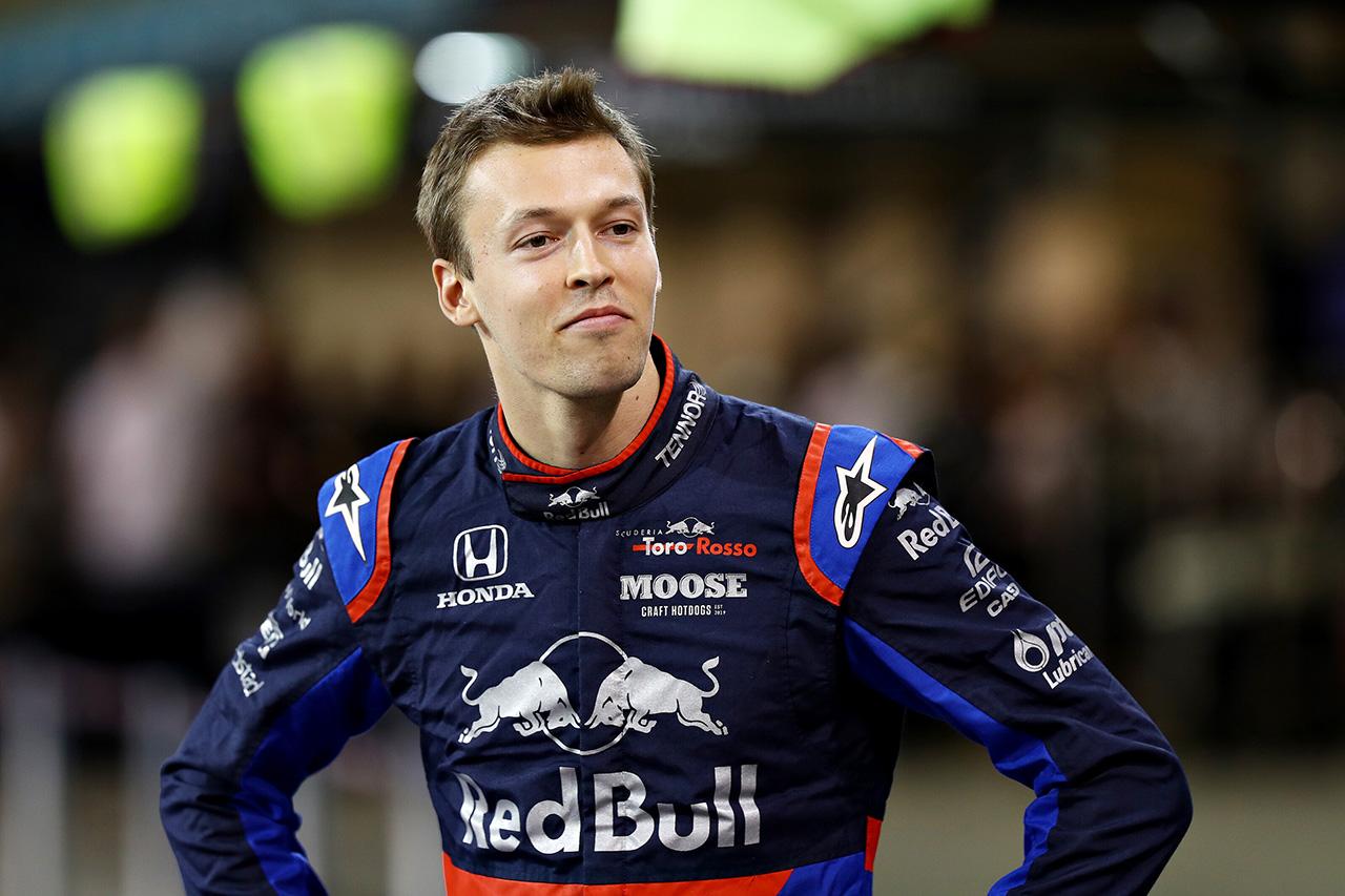 ダニール・クビアト 「F1キャリアで最も強力なシーズンのひとつ」