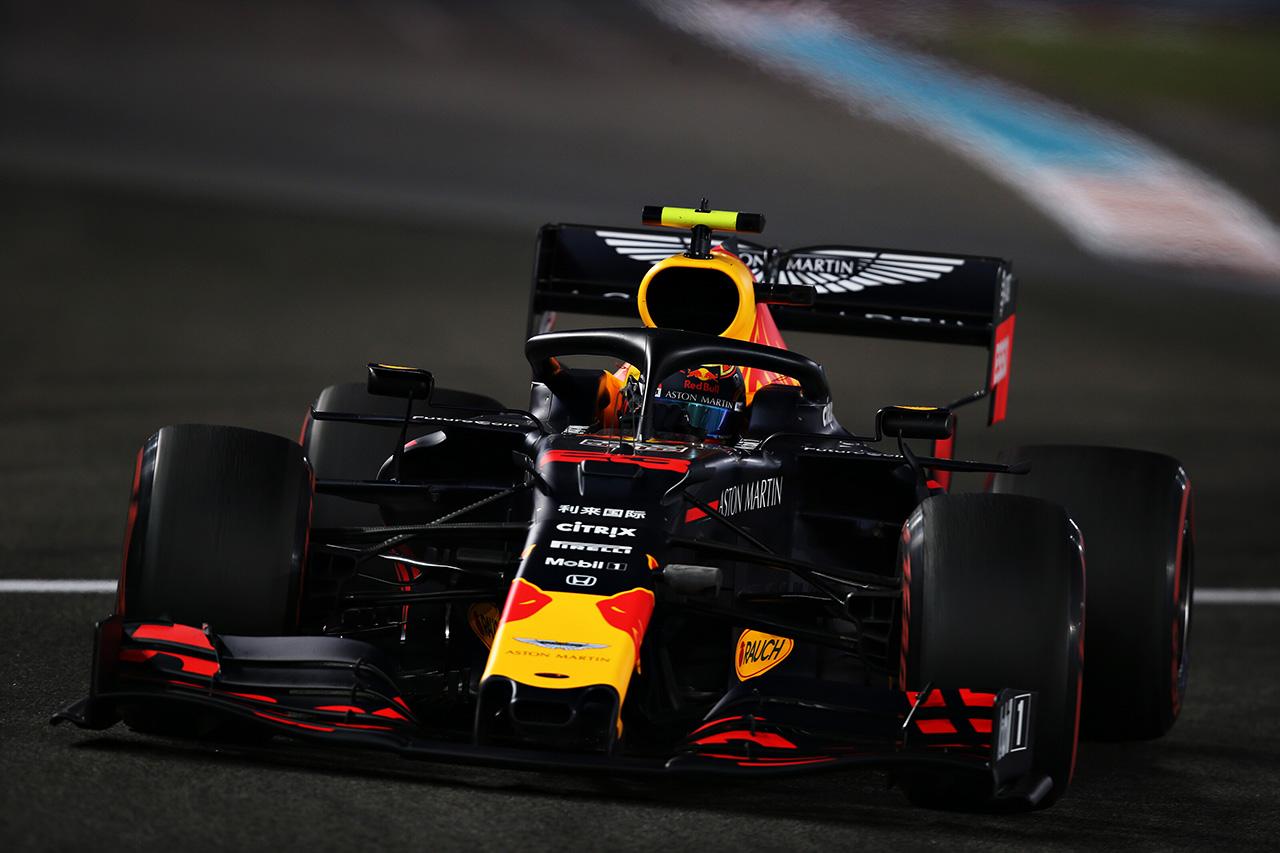 【速報】 2019年 F1アブダビGP FP2 結果 / ホンダF1勢4台がトップ10入り